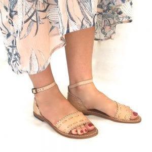 """Sandale """"curve"""""""